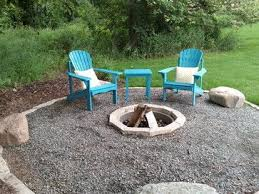 Rock Patio Design Crushed Rock Patio Ideas Crushed Patio Photos 4 Of 25 Diy
