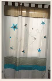 rideaux pour chambre de b rideaux pour chambre fille pas cher garcon bleu rideau occultant