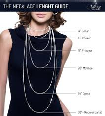 length pearl necklace images Pearl necklace lengths la necklace jpg