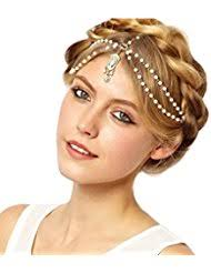 gold hair accessories gold headbands hair accessories beauty personal
