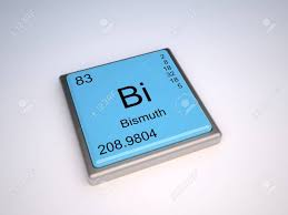 Bismuth Periodic Table Bismuth Chemical Element Of The Periodic Table With Symbol Bi