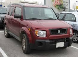 honda jeep 2007 2007 honda element specs and photos strongauto