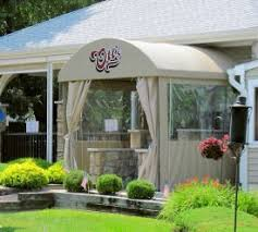 Entrance Awning Entrance Canopies And Walkway Awnings South Jersey And Philly