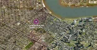 Crime Map New Orleans by Cote De Texas Two Beauties N Nola