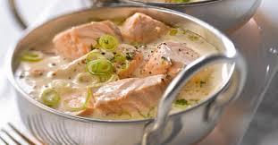 plat a cuisiner simple cuisinez une blanquette de saumon un plat savoureux une recette