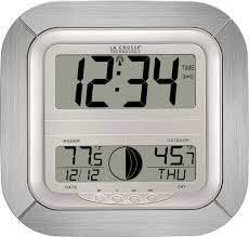 Digital Atomic Desk Clock 26 Best Wall Clocks Images On Pinterest Digital Clocks Wall