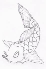 koi fish pencil by 8eight8ball8 on deviantart