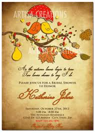 tips for choosing fall baby shower invitations printable