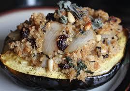 quinoa stuffed acorn squash healthy crush