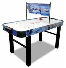 bubble hockey table reviews dmi sports slash air hockey table review details bubble air