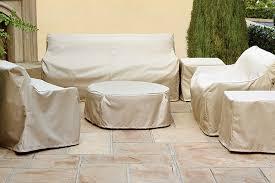 Waterproof Sofa Cover by Waterproof Patio Furniture Covers Outdoorlivingdecor