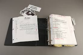 jurassic park early sequence printed storyboard binder current