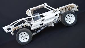 baja trophy truck lego technic instructions ballistic baja trophy truck youtube