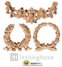wood appliques for cabinets affordable french furniture appliques