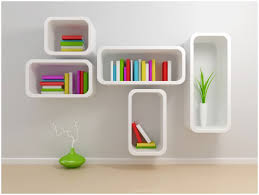 modern shelf clock custom made book shelves modern shelves for