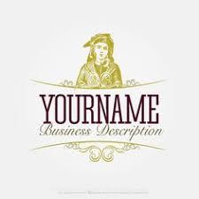 online free logo maker retro vintage fashion logo design