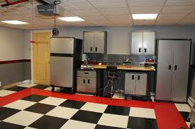Harley Home Decor by Decor Garage Decor Ideas Using Floor Coating Epoxy Plus Wall