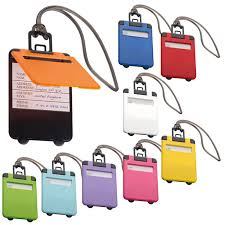 travel tags images Trendy suitcase shaped luggage tag gray house promotions jpg