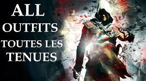 Ac4 Black Flag Assassin U0027s Creed 4 Black Flag All Toutes Les Tenues
