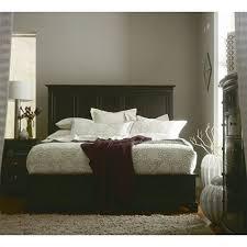 stanley furniture transitional 3 piece bedroom set in polished
