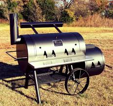Custom Backyard Bbq Grills by Horizon Smokers
