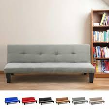letto casa divano in microfibra pronto letto con piedini per casa ufficio