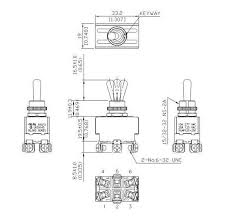 toggle switch 20 amp terminal dpdt mom off mom wiring