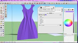 my hobbies me google sketchup sketchup tutorial creating clothes with follow me tool move tool
