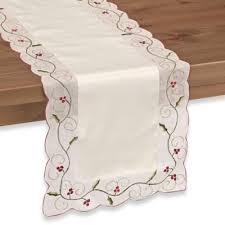 Placemats Bed Bath And Beyond Buy Christmas Table Runners From Bed Bath U0026 Beyond
