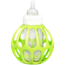 amazon com lil helper baby bottle holder with teether bpa bpc