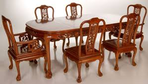 oriental dining room set oriental dining chairs d55 about remodel stylish home decoration