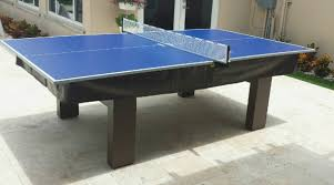 black ping pong table top table tennis gallery r r outdoors inc all weather billiards