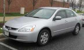 2004 honda accord coupe aux input car insurance info