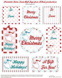 free halloween gift tags printable bnute productions free retro christmas gift tags