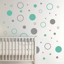 Popular Dots Wall DecalsBuy Cheap Dots Wall Decals Lots From - Polka dot wall decals for kids rooms