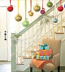 the colorful hanging ornaments great for anywhere in the