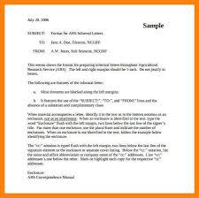 Plural Form Of Resume 7 Sample Of Informal Letter Intern Resume