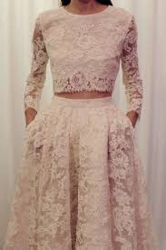 Wedding Dress Lace Sleeves 40 Totally Chic Wedding Dress Separate Ideas For Unique Brides