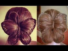 wedding hairstyles step by step instructions how to braid marvellous butterfly hairstyles diy tutorial step by