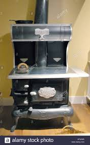 antique kitchen wood burning stove from the 1930s this model was