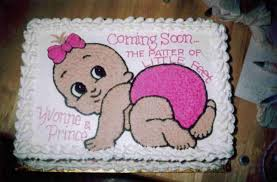 cake for baby shower baby shower cakes ideas for girl party xyz