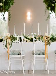 sweetheart table decor stylish sweetheart table decorations weddings romantique chair