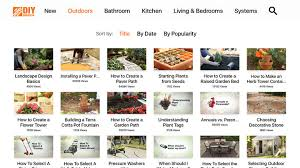the home depot diy projects on the app store