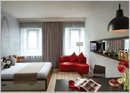 Accent Wall Rules by Apartment Bedroom Exciting Bedroom In Small Apartment Ideas