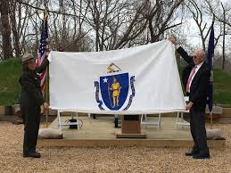 Massachusetts Flag Massachusetts Legacy Hunting