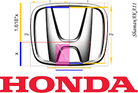 logo toyota land cruiser car and auto industry design and the golden ratio