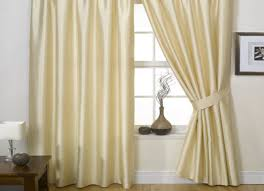 Gold Curtains 90 X 90 Curtains Beautiful Faux Silk Curtains Bring Your Window To Life