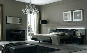 black bed room black victorian bedroom a black bed with brass curved top rail and