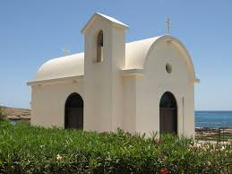 church at nissi beach aiya napa cyprus mapio net