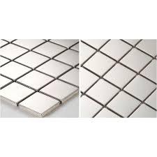 metal wall tiles kitchen backsplash steel backsplash cheap square tile kitchen back splash silver